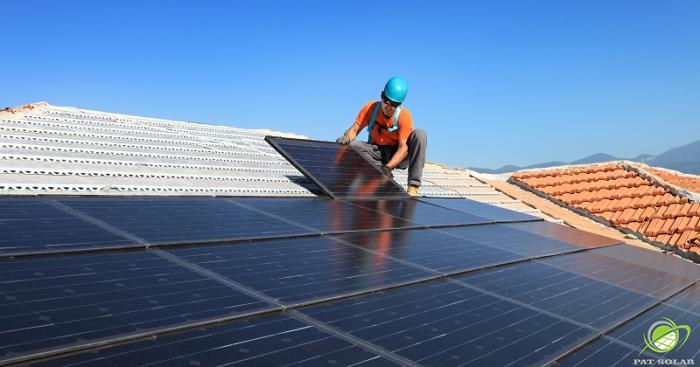 bảo trì hệ thống điện năng lượng mặt trời 01