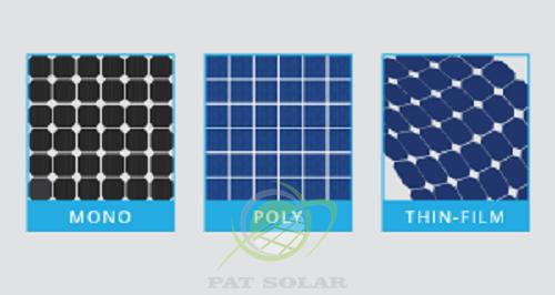 các loại pin nlmt năng lượng mặt trời 01